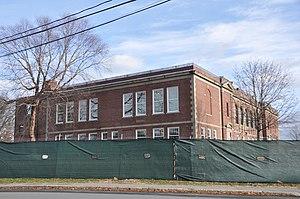 Acton High School (Massachusetts) - Image: Acton MA Old High School
