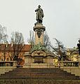 Adam Mickiewicz Monument in Warsaw - 03.jpg