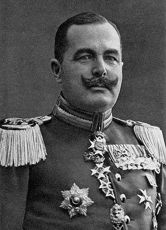 Adolf Wild von Hohenborn - Image: Adolf Wild Von Hohenborn (cropped)