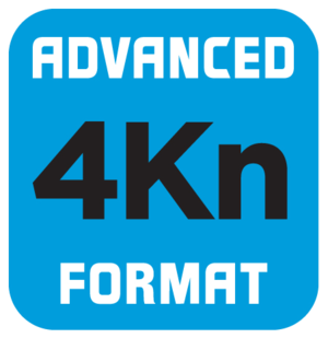 Advanced Format - Advanced Format 4K native logo