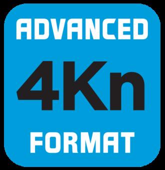 Advanced Format - Advanced Format 4K native logo