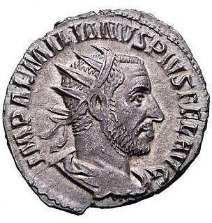 Aemilianus Roman Emperor