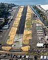 Aerial Renton Airport during Resurfacing Aug 2009.jpg