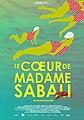 Affiche 171 Le cœur de madame Sabali Fr.jpg