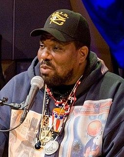 Afrika Bambaataa American DJ, record producer and activist