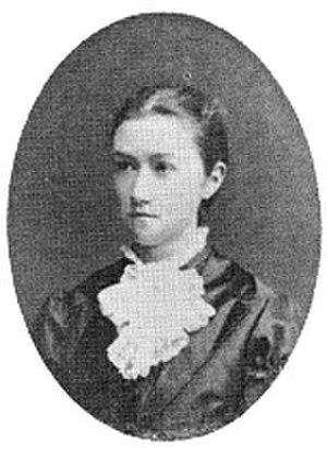 Agnes Pockels - Image: Agnes Pockels