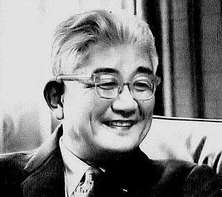 Aiichirō Fujiyama Japanese politician