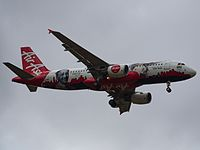 VT-JRT - A320 - AirAsia India