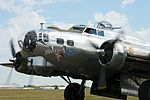 """AirExpo 2010 - B-17 Flying Fortress """"Yankee Lady"""" (4824049245).jpg"""