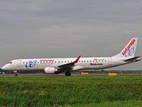 EC-LLR - E190 - Air Europa