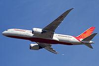 VT-ANI - B788 - Air India
