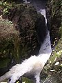 Aira Force from above, Watermillock township, Matterdale CP - geograph.org.uk - 280194.jpg