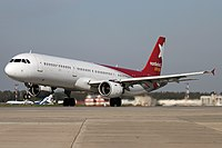 VQ-BOD - A321 - Nordwind Airlines