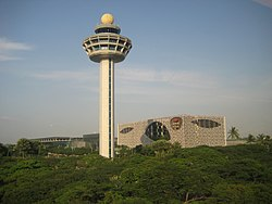 Singapore Changi Airport - Wikipedia