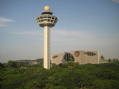 How to get to Changi Airport Terminal 2 with public transport- About the place