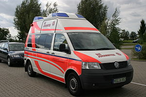 Emergency medical services in Germany