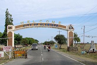 Alaminos, Pangasinan - Image: Alaminos Pangasinan 1