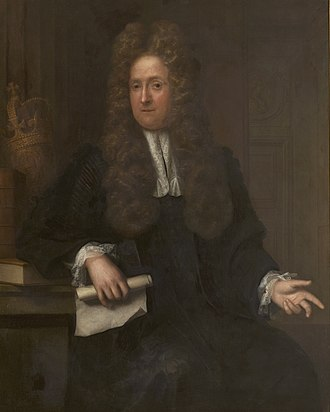 Alan Brodrick, 1st Viscount Midleton - Alan Brodrick circa 1717