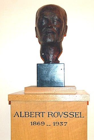 Albert Roussel - Image: Albert Roussel