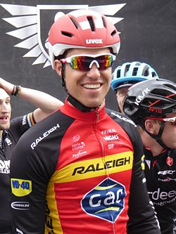 Albert Torres (Tour Series 2016).