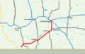 Alberta Highway 5 Map.png