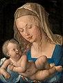 Albrecht Dürer, , Kunsthistorisches Museum Wien, Gemäldegalerie - Maria mit Kind - GG 848 - Kunsthistorisches Museum.jpg