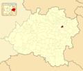 Aldealpozo in Soria Province locator.png