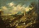 Alessandro Magnasco - Landscape with Stormy Sea - Google Art Project.jpg