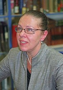 Александра Маринина, 2010 год.