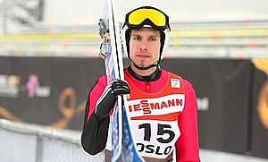 Alexey Korolev Oslo 2011 (training)