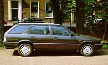 Una Alfa Romeo 33 Sport Wagon