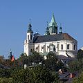 Alians PL,BaroqueBlockOfTheBiggestChurchInLublin,2012-09-11,P9110017.jpg