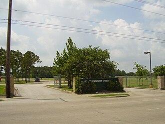 Alief, Houston - Alief Community Park