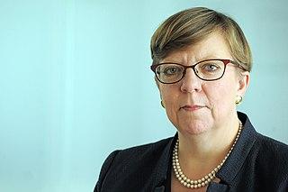 Alison Saunders British barrister
