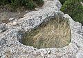 Aljibe ibérico en Castellar de Meca 01.jpg