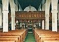 All Saints, Kenton, Devon - East end - geograph.org.uk - 1727691.jpg