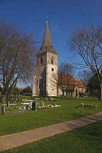 All Saints Church, Datchworth - geograph.org.uk - 370918.jpg