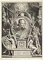 Allegorisch portret van Gaspard de Gusmán, graaf van Olivares en hertog van San Lucar, RP-P-OB-70.062.jpg