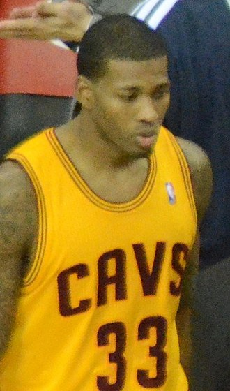 Alonzo Gee - Gee with the Cavaliers in 2012