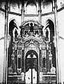 Altare barocco di sant'antonio, ante 1895, padova.JPG