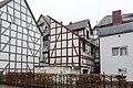 Am Markt 18, Rückgebäude Ansicht Flämmergasse Melsungen 20171124 001.jpg