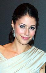 Schauspieler Amanda Crew