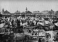 Amerikanischer Photograph um 1885 - Der West Washington Markt (Zeno Fotografie).jpg