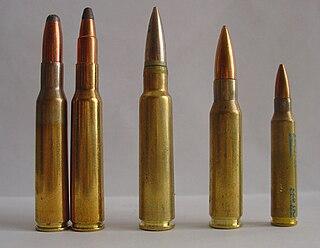 7×57mm Mauser cartridge