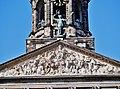 Amsterdam Paleis op de Dam Giebel 1.jpg