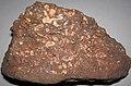 Amygdaloidal basalt (Two Harbors Basalts, North Shore Volcanic Series, Mesoproterozoic, 1097-1098 Ma; Burlington Bay, Two Harbors, Minnesota, USA) 2.jpg