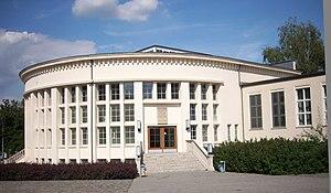 Leipzig University - Anatomy auditorium of the Faculty of Medicine