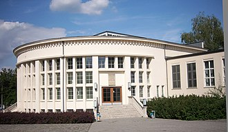 Leipzig University - Anatomy auditorium of the Faculty of Medicine