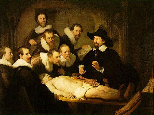 Anatomie Nicolaes Tulp