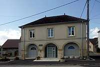 Anchenoncourt-et-Chazel, Mairie.jpg